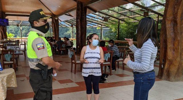 En Zamora Chinchipe durante el feriado del 09 de octubre por la Independencia de Guayaquil, no se registró novedades de importancia,