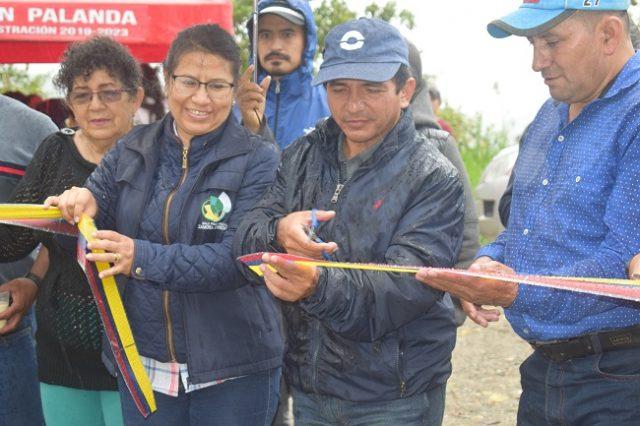 4 kilómetros en el sector Pajas-La Misión-El Corazón