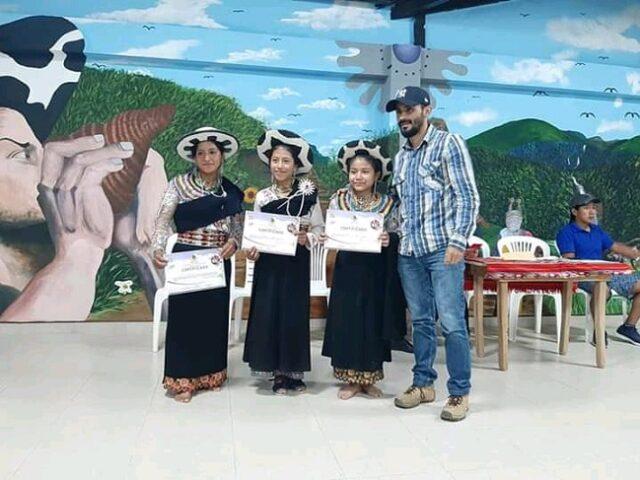 El primero fue un curso de danza con los gestores culturales; y el segundo taller, enfocado a las técnicas de pintura artística sobre murales
