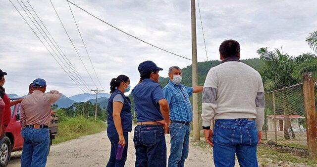 Cabe señalar que la reubicación de los postes cuesta alrededor de USD 80.000, pero gracias a la coordinación estos rubros serán ahorrados para la ejecución de otras obras.