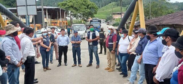 El Gobierno Provincial de Zamora Chinchipe impulsa el trabajo coordinado de todas las autoridades con la finalidad de aunar esfuerzos, priorizar obras y no duplicar recursos.