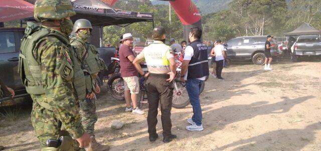 Suspendieron tres eventos (motocross, interjorgas y fiesta privada)