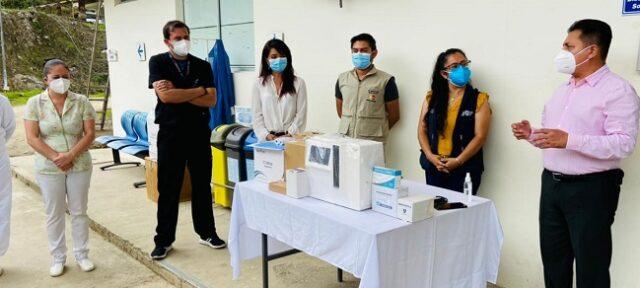 Estos equipos médicos tiene un costo de ocho mil dólares y fueron donados por el empresa Lundin Gold