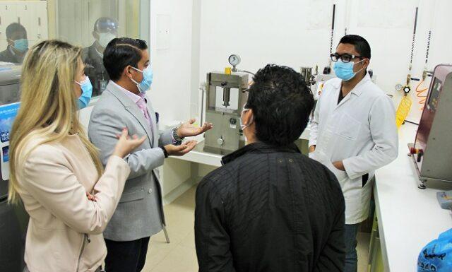 Personal del Arcsa verificó que el procesamiento se ajuste a la normativa sanitaria