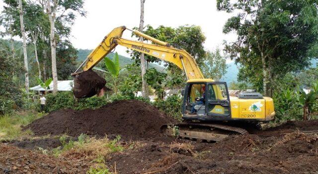  Producen en este sector productos de campo como: yuca, plátano, cilantro, pereji
