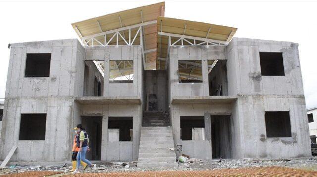 El proyecto tiene una inversión de USD 1 millón 944 mil dólares.