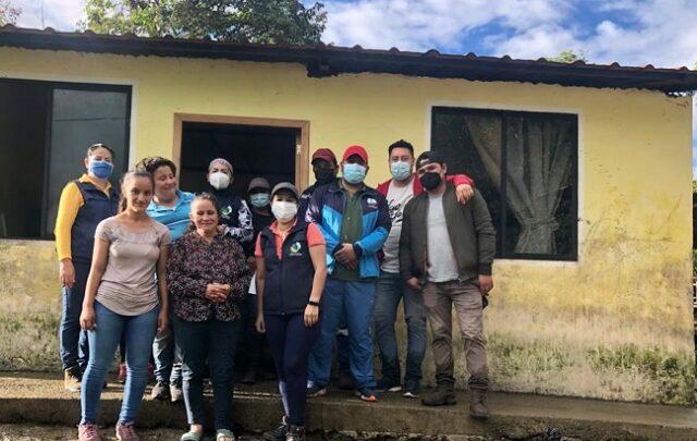 El Voluntariado inició su trabajo social el pro de las personas que necesitan una mano extra para salir adelante